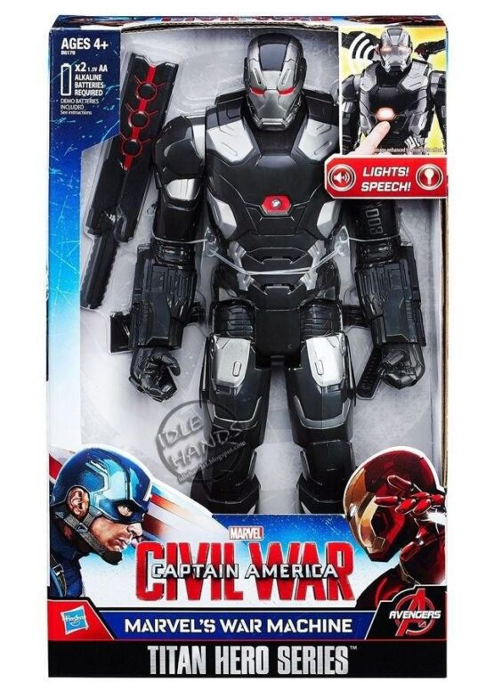 Marvel's War Machine Hasbro